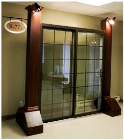 A French Door, Commonly Known As A Patio Door, Just Like A Garden Door, Is  A Glazed System That Gives Access To Our Outdoor Environment.